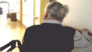 Videosorveglianza Asili e Case di Riposo | Elettrogruppo ZeroUno | TO | Anziano in Casa dI Riposo