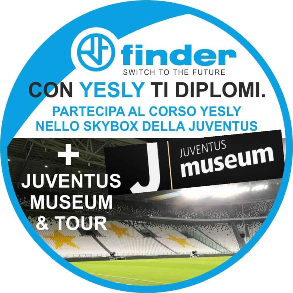 CON YESLY TI DIPLOMI ! Elettrogruppo ZeroUno | Beinasco | Torino | TO | FINDER YESLY ZEROUNO IMMAGINE EVIDENZA