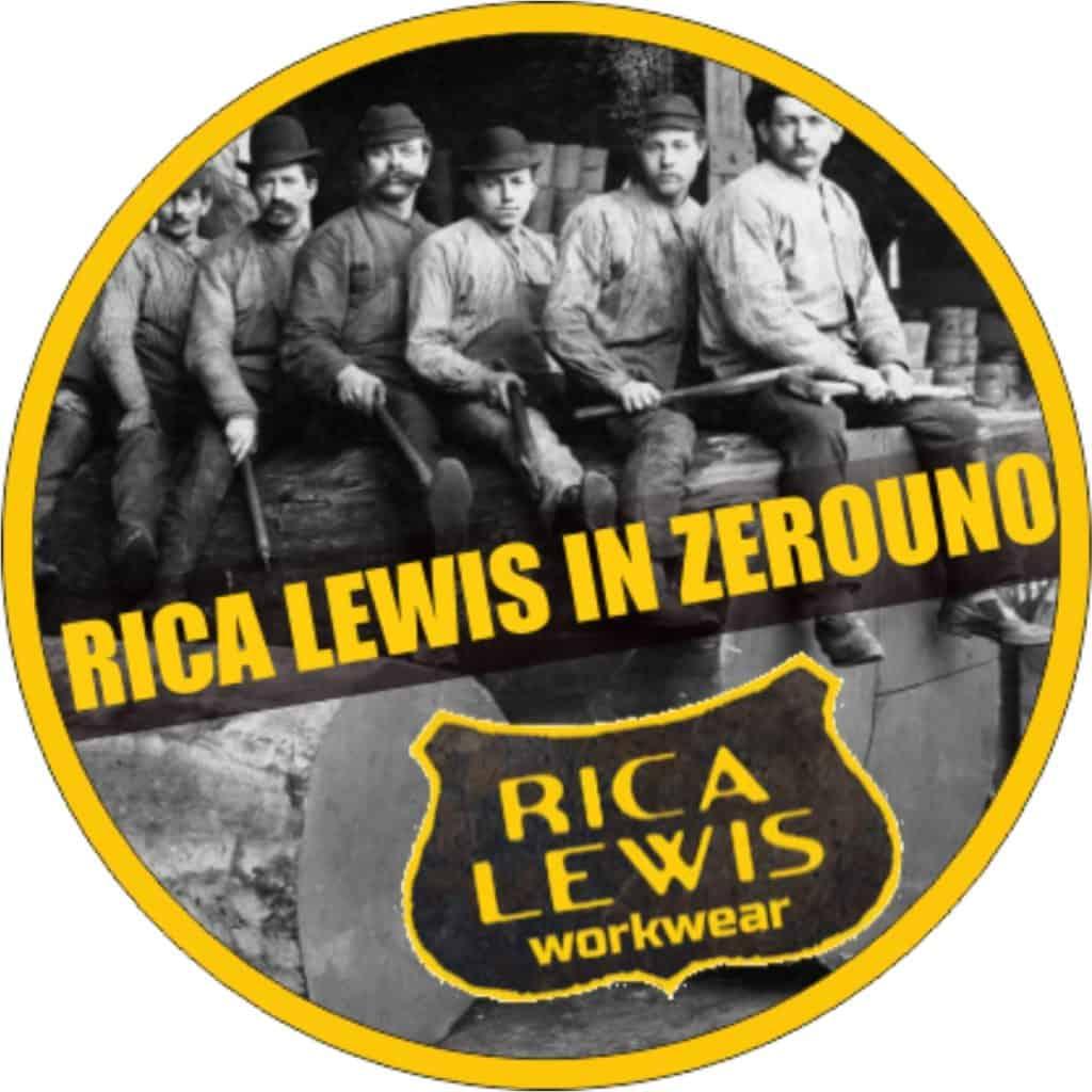 RICA LEWIS WORKWEAR ZEROUNO