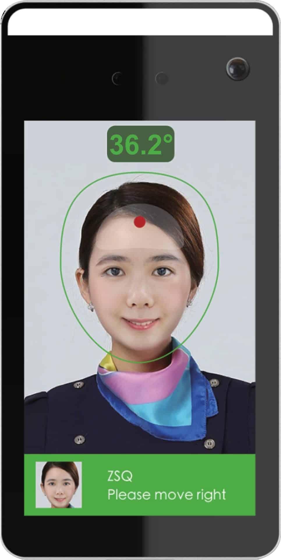 Covid-19 dispositivi di protezione | Elettrogruppo ZeroUno | Torino | mini tablet misura temperatura