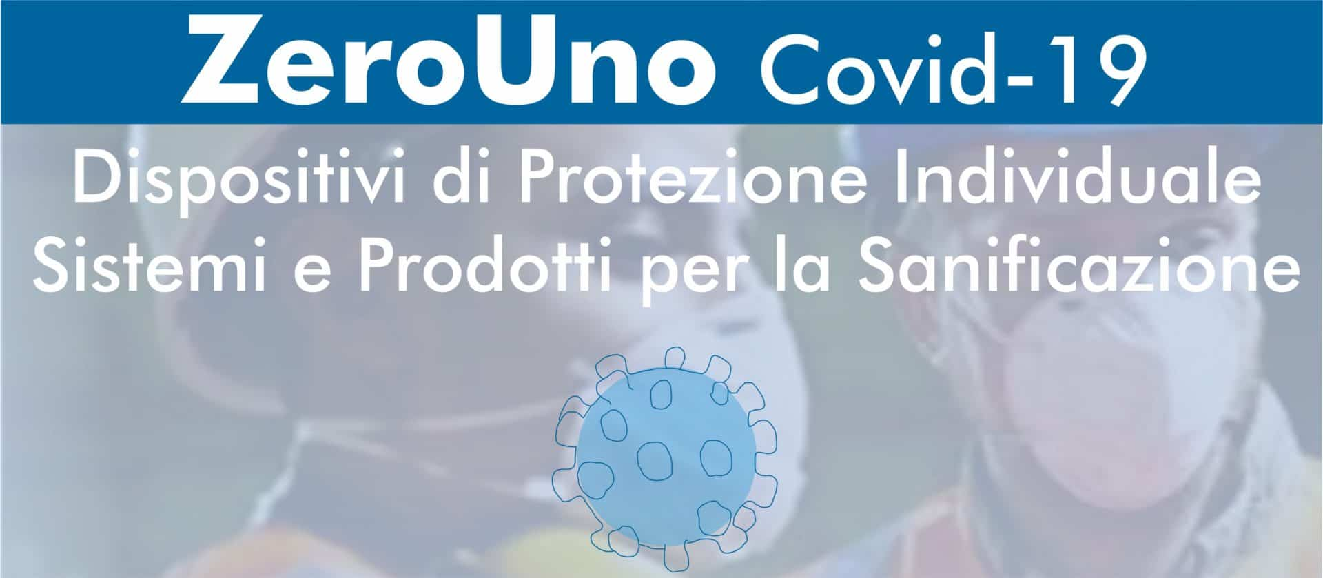 Covid-19 dispositivi di protezione | Elettrogruppo ZeroUno | Torino | zerouno covid immagine principale