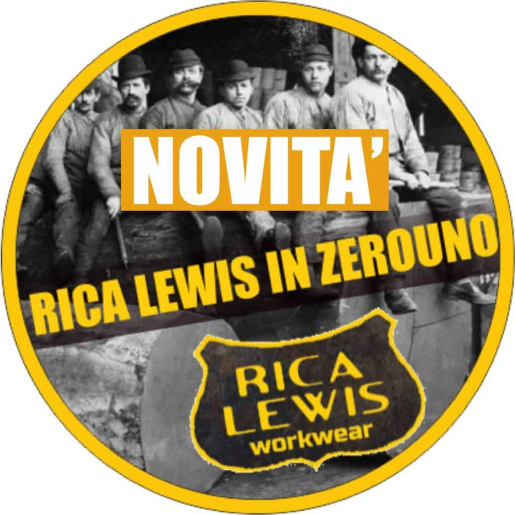 rica lewis workwear estate