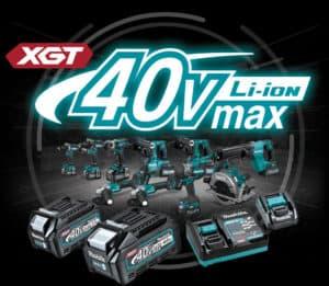 Sistema XGT 40V Makita: la nuova era | Elettrogruppo ZeroUno | Torino | prodotti makita xgt li - ion max