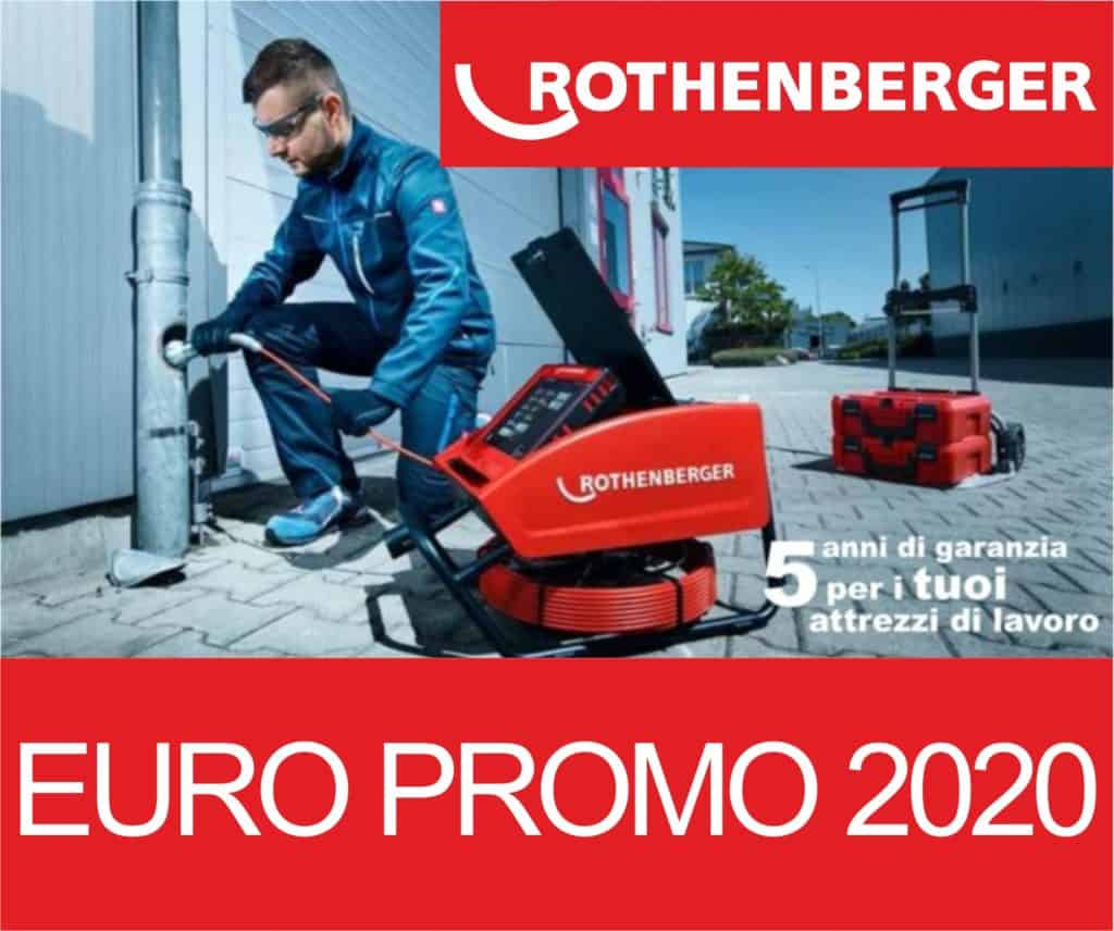 Promozioni Aperte ! Elettrogruppo ZeroUno   Torino rothemberger euro promo 2020