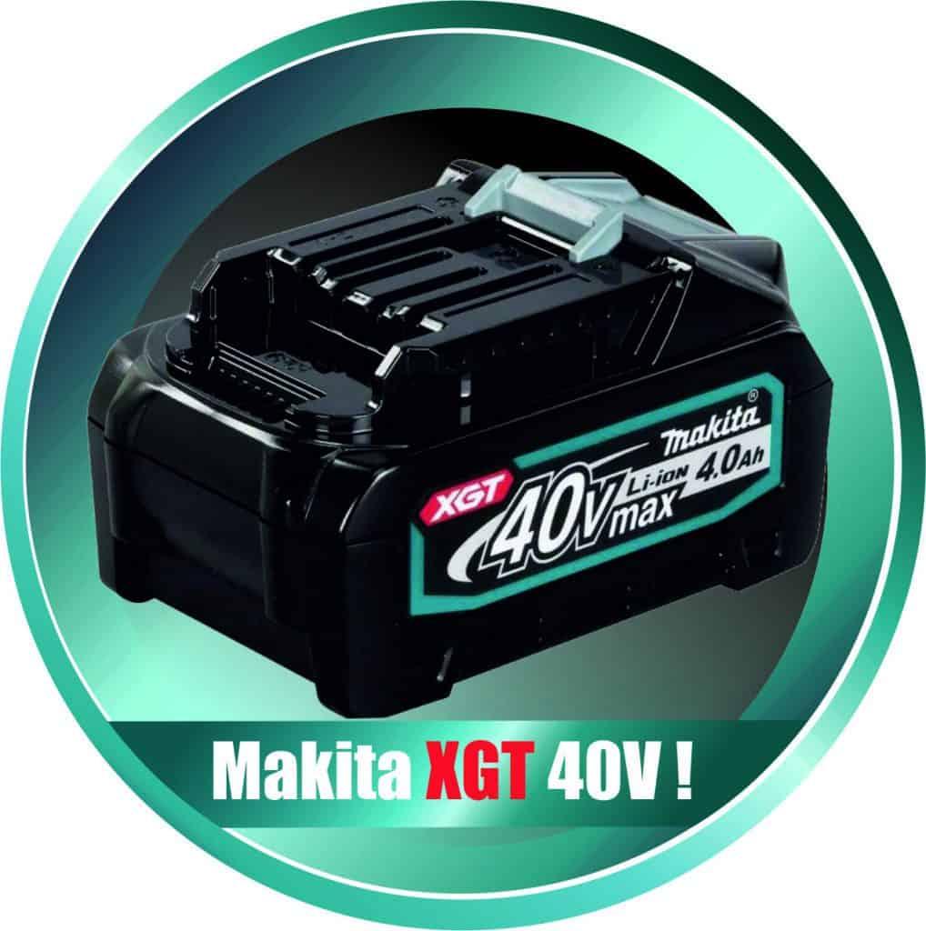 Sistema XGT 40V Makita: la nuova era | Elettrogruppo ZeroUno