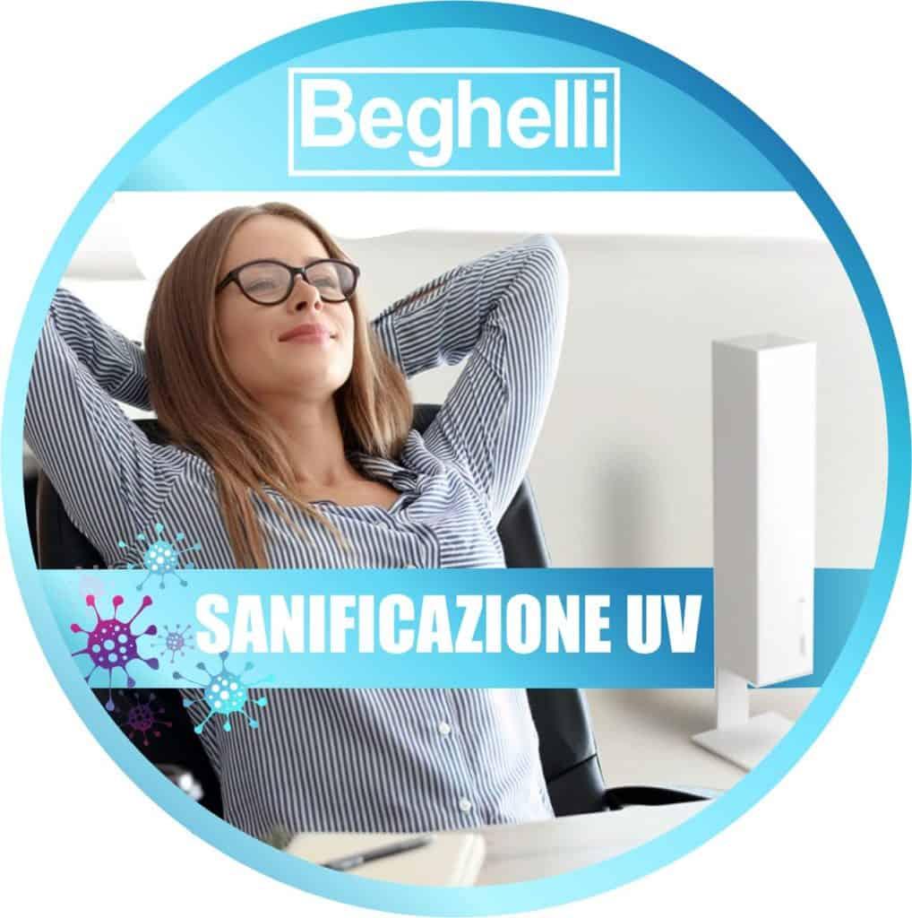 Sistemi di Sanificazione aria ultravioletti ! Elettrogruppo ZeroUno