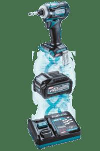 Sistema XGT 40V Makita: la nuova era | Elettrogruppo ZeroUno | Torino | makita xgt batteria e caricabatterie
