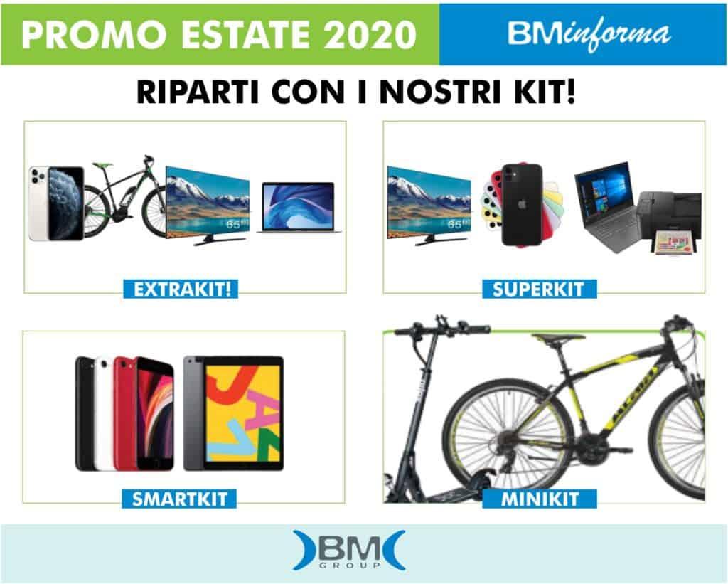 BM GROUP PROMO ESTATE 2020 Promozioni Aperte ! Elettrogruppo ZeroUno | Torino