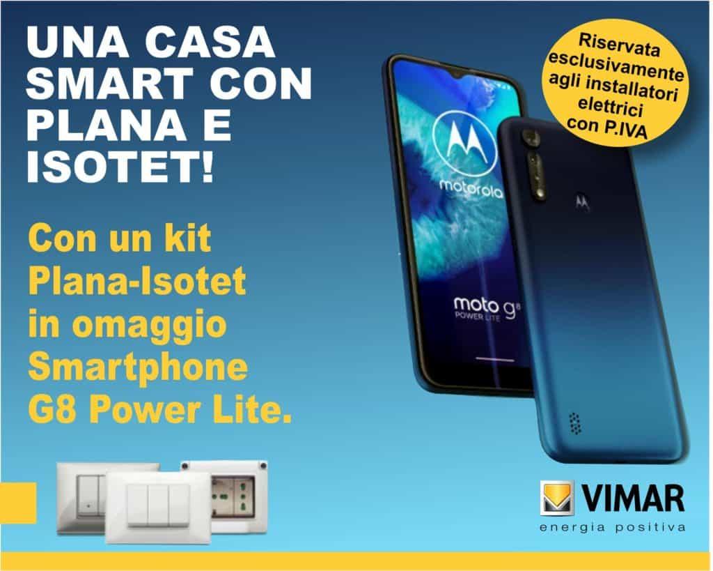 vimar plana isotet go power lite motorola smartphone