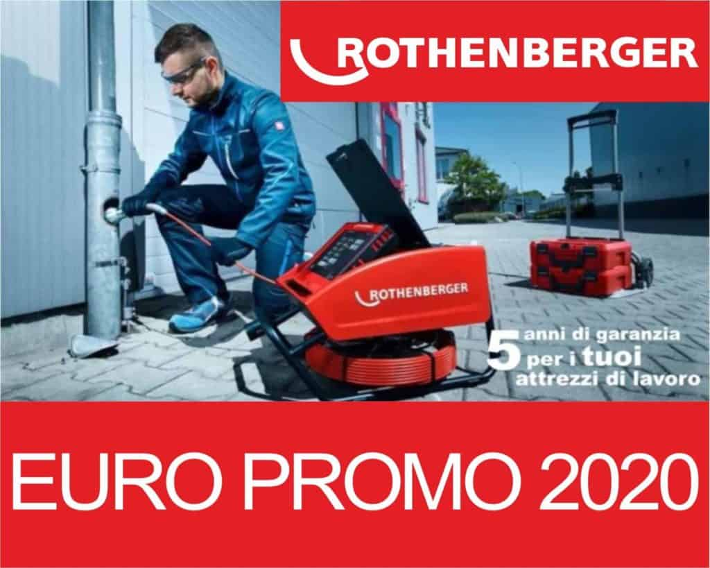 rothenberger promo estate 2020