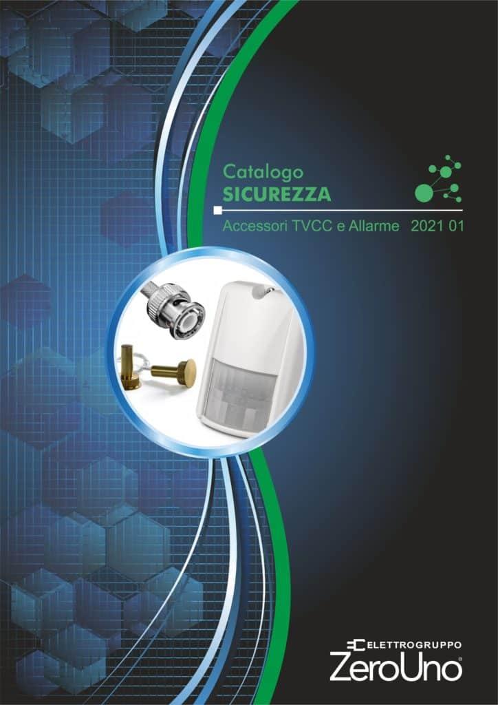 Cataloghi | Elettrogruppo ZeroUno | Beinasco | Torino | TO | catalogo sicurezza 01 2021