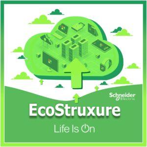EcoStruxure Data Center in Cloud   Elettrogruppo ZeroUno   Beinasco   TO   Nuvola Cloud EcoStruxure Life is On Schneider Electric