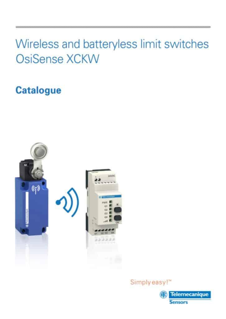 News Automazione   Elettrogruppo ZeroUno   Beinasco   Torino   TO   wireless and batteryless limit switches osisense xckw