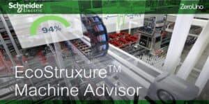 EcoStruxure Data Center in Cloud   Elettrogruppo ZeroUno   Beinasco   TO   EcoStruxure Machine Advisor immagine testa