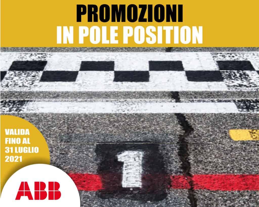 Le Nostre Promozioni   Elettrogruppo ZeroUno   Beinasco   Torino   TO   ABB PROMZIONI IN POLE POSITION
