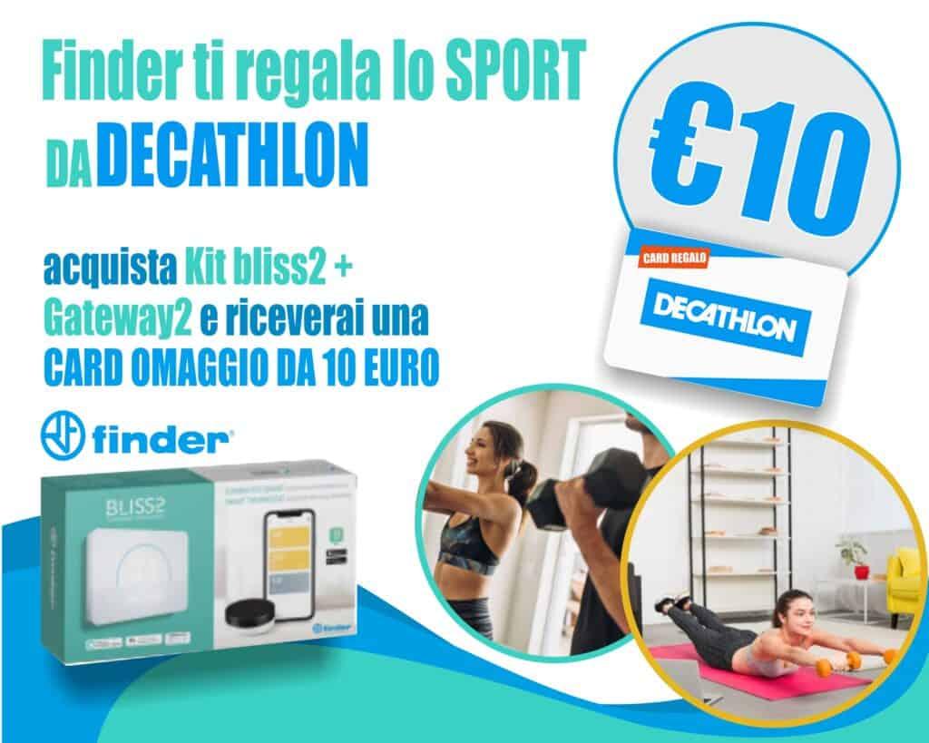 Le Nostre Promozioni   Elettrogruppo ZeroUno   Beinasco   Torino   TO   finder regala decathlon