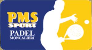 Torneo Amatoriale di Padel | Elettrogruppo ZeroUno | Beinasco | To | LOGO PMS PADEL MONCALIERI