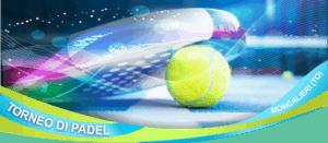 Torneo Amatoriale di Padel | Elettrogruppo ZeroUno | Beinasco | To | IMMAGINE DI TESTA
