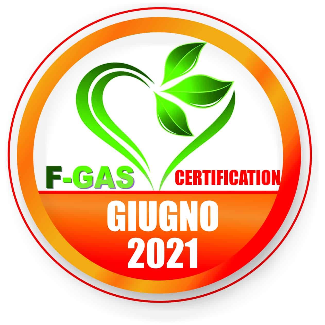 Il patentino F-GAS di Giugno | Elettrogruppo ZeroUno | Beinasco | TO | 2021 | immagine principale f gas