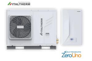 Workshop Italtherm Hydrablock alla Fermata   Elettrogruppo ZeroUno  To    nuova pompa di calore Hydrablock