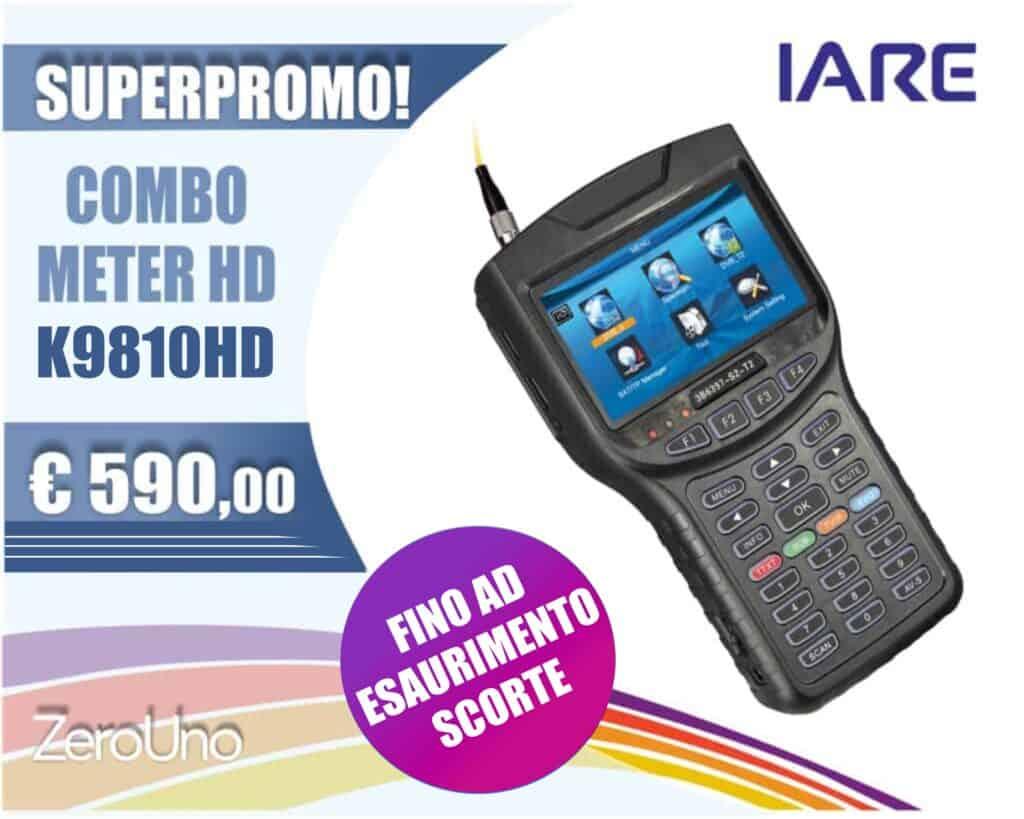 Le Nostre Promozioni   Elettrogruppo ZeroUno   Beinasco   Torino   TO   analizzatore digitale spettro palmare IARE