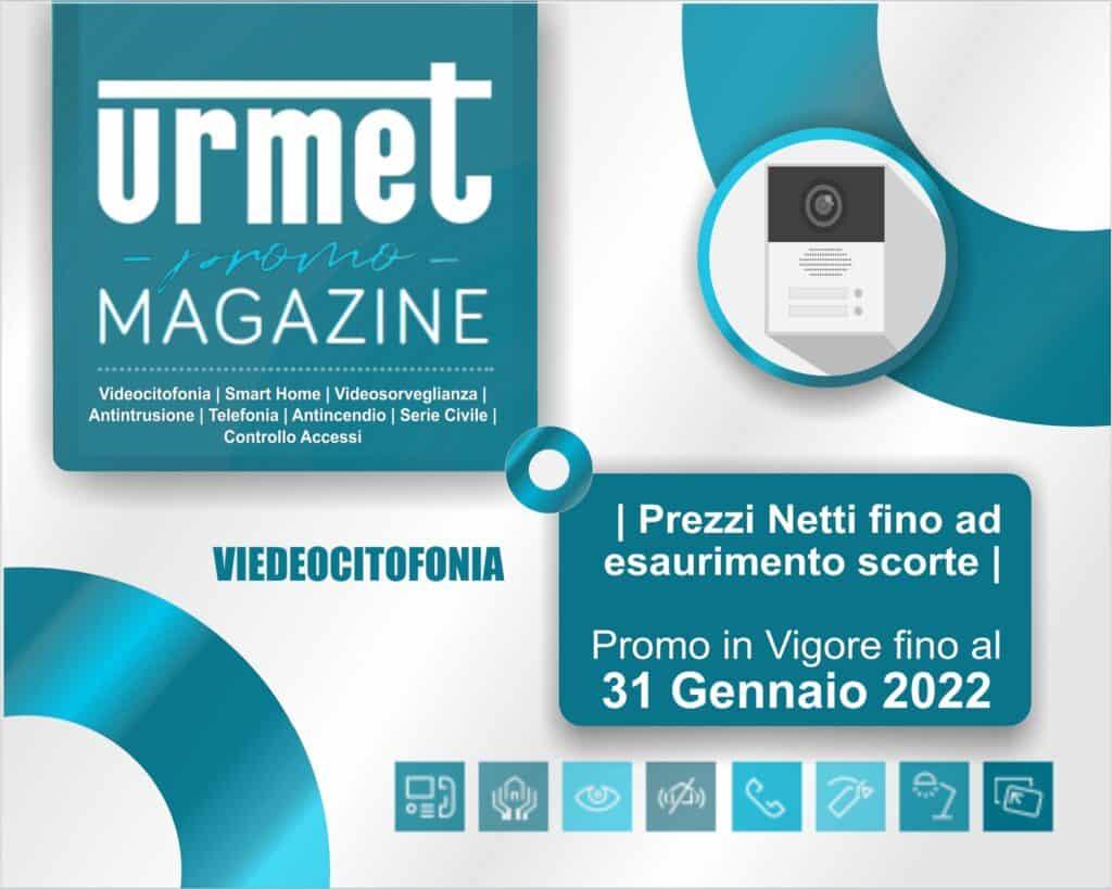 Le Nostre Promozioni   Elettrogruppo ZeroUno   Beinasco   Torino   TO   urmet promo videocitofonia settembre ottobre 2021