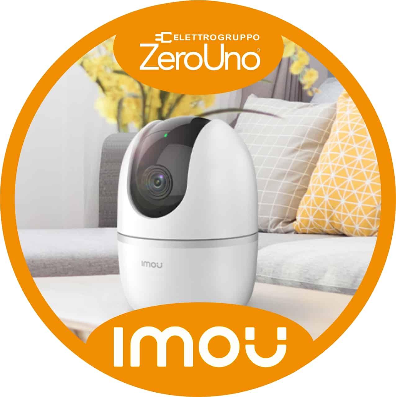 IMOU: Telecamere Intelligenti ed Economiche   ZeroUno   Beinasco  Torino  imou telecamere img principale 01