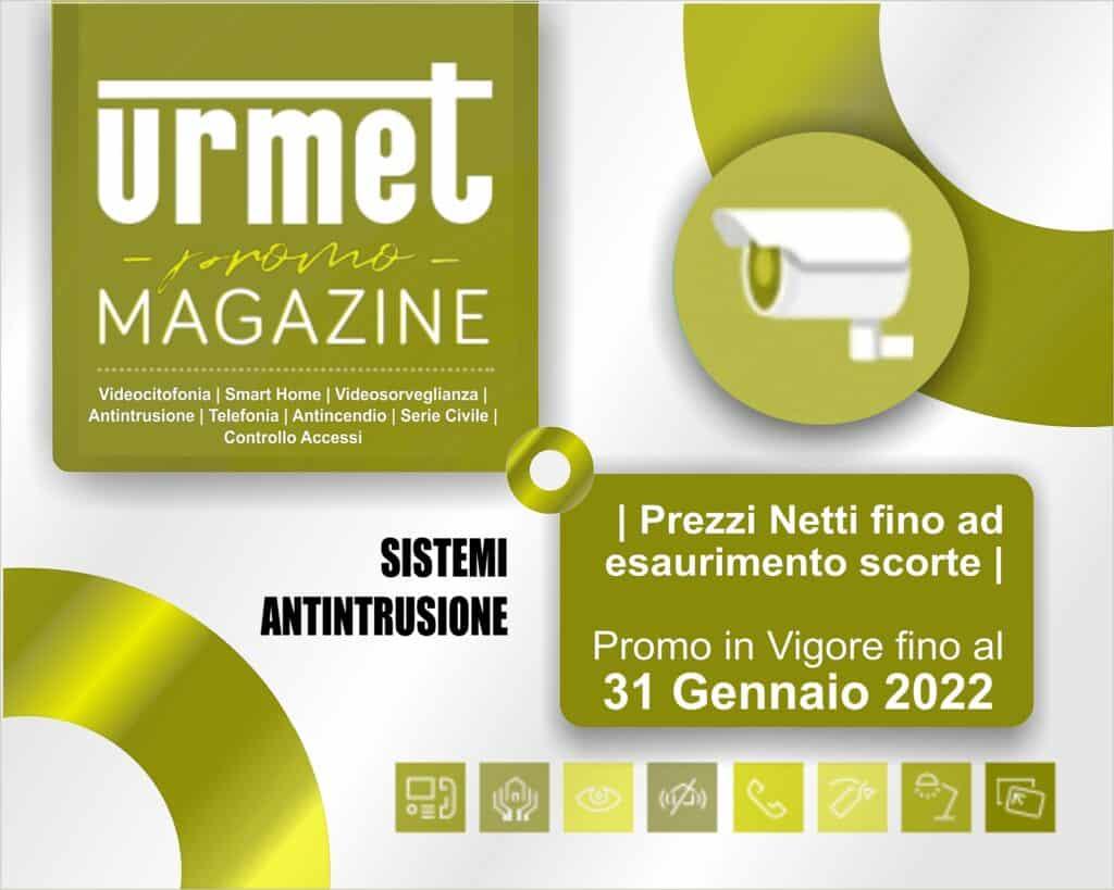 Le Nostre Promozioni   Elettrogruppo ZeroUno   Beinasco   Torino   TO   urmet sistemi antintrusione settembre ottobre 2021